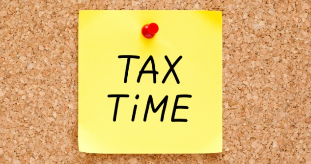 Reminder note to pay tax