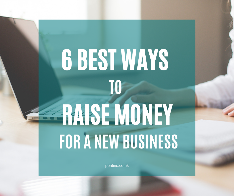 How to get money to start a new business